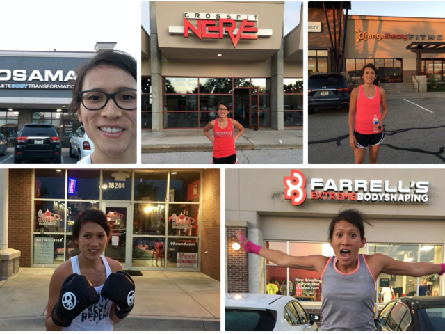 I Tried 5 Popular Fitness Places and Here's What I've Found