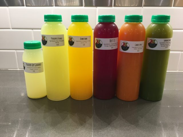 The 98 Stages of a Juice Cleanse From a First-Timer