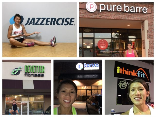 I Tried 5 MORE Popular Fitness Places and Here's What I've Found