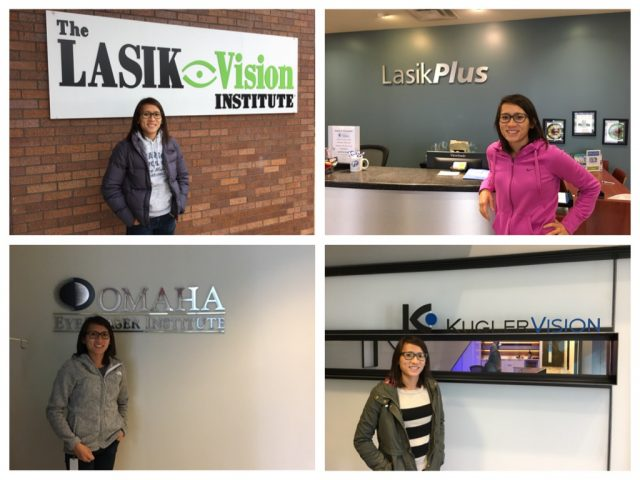 I Consulted at 4 Popular Omaha LASIK Places and Here's What I Thought