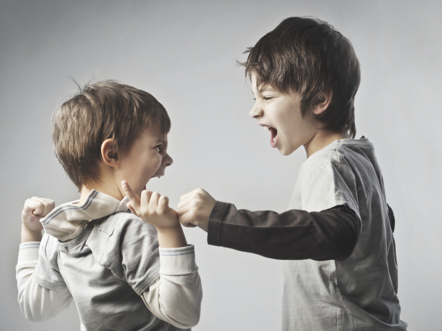 How to Help Your Kids When They Fight