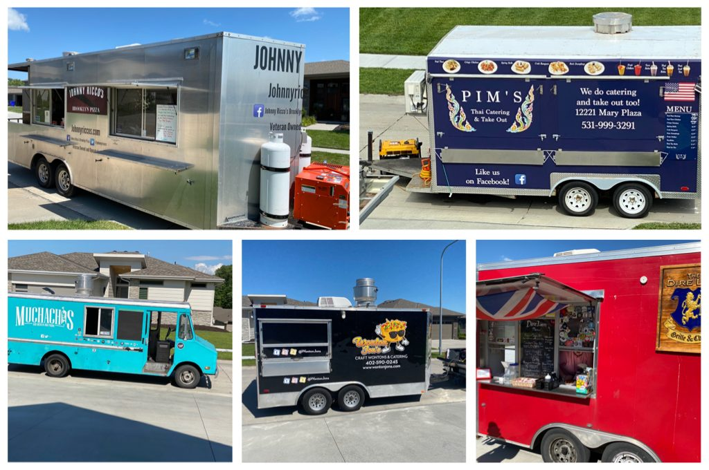 I Tried 5 MORE Food Trucks in Omaha and Here's What I Thought