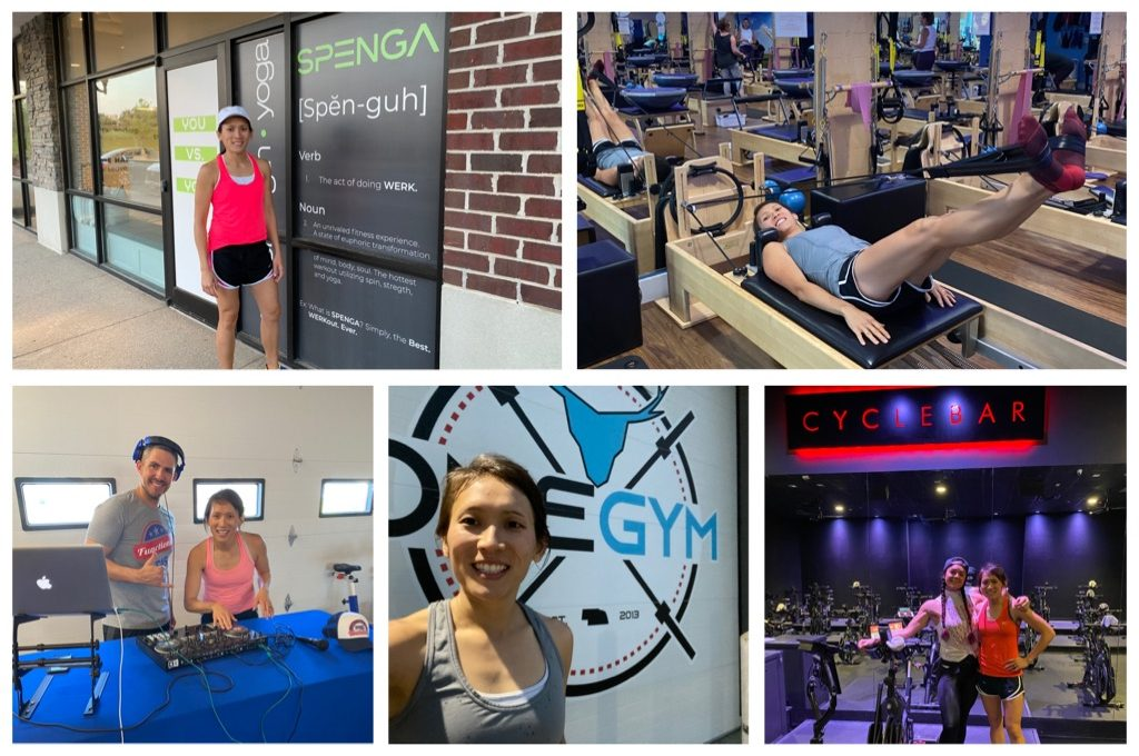 I Tried EVEN 5 MORE Popular Fitness Places and Here's What I've Found